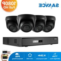 SANNCE 8CH 5IN1 DVR 1080P IR Cut Outdoor CCTV Home Security