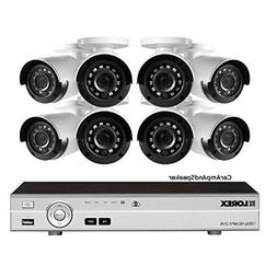 Lorex 8 Channel Security Dvr System 2tb Hard Drive and 8 108