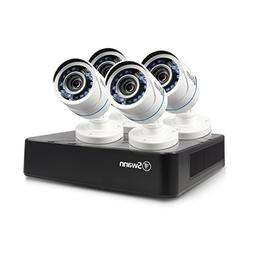 NEW Swann Complete HD Security In a Box 8 Channel 4 Cameras