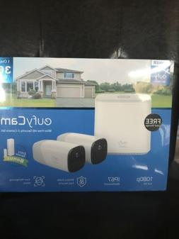 eufy 1080p security camera system with 2