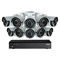 Lorex HD 16-Channel 1TB Security System with Ten Night Visio