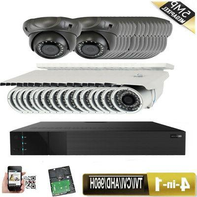 32ch all in 1 dvr 5 mp