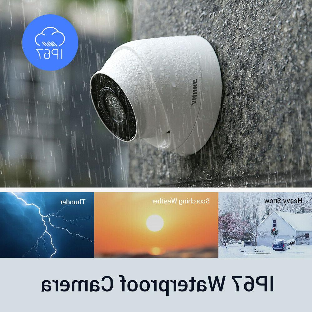 ANNKE 8CH 6MP Hikvision OEM 5MP Home Security Camera