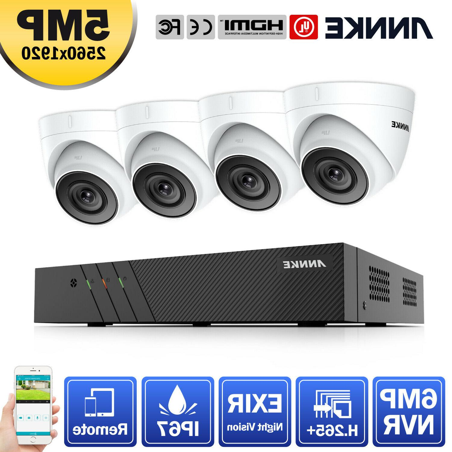 8ch 6mp nvr hikvision oem poe outdoor
