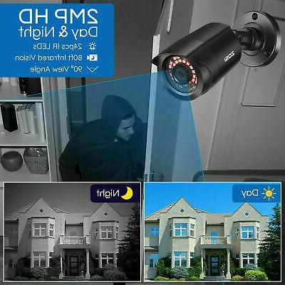 ZOSI Lite DVR 1080P Outdoor Surveillance Security Camera