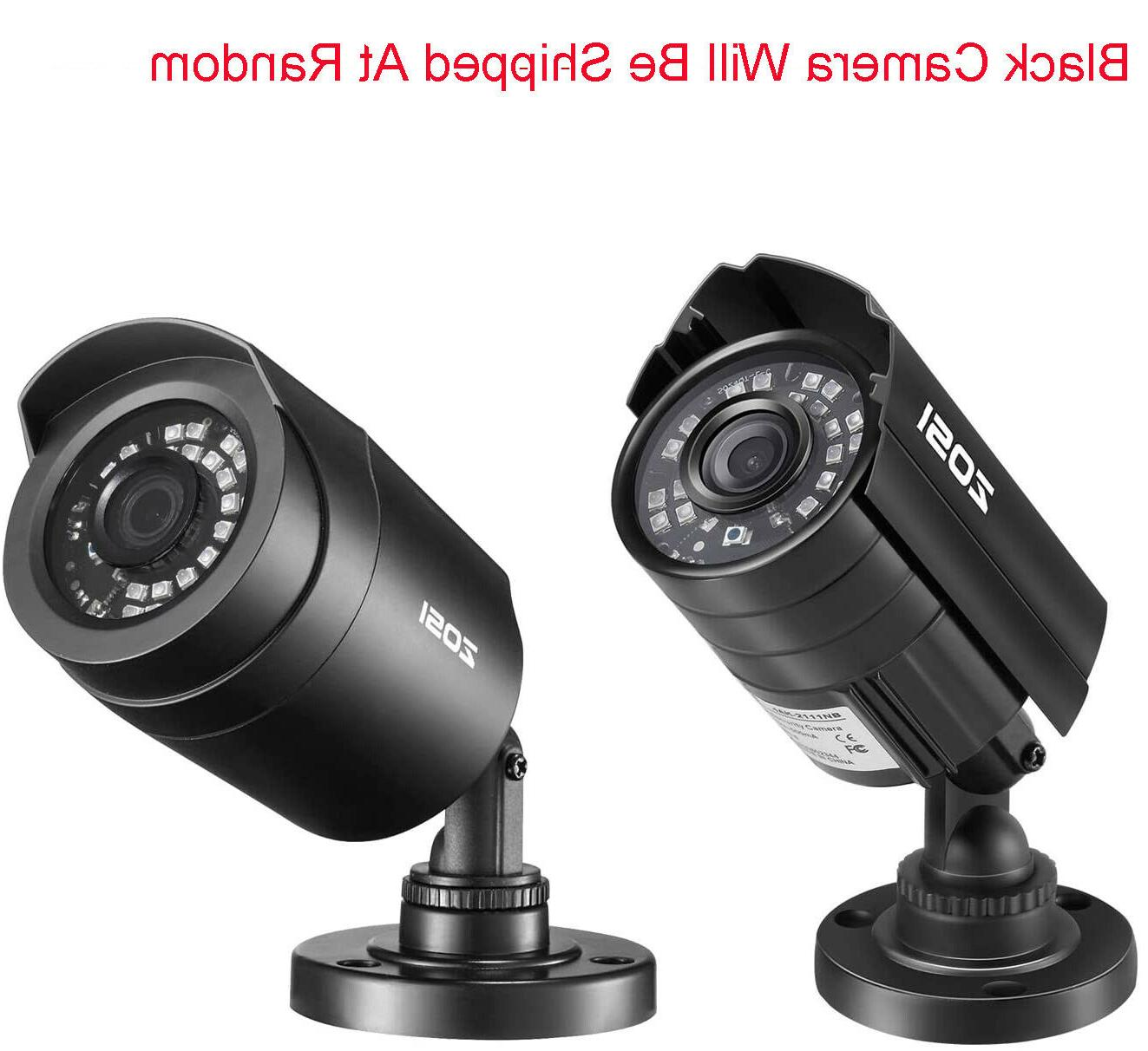 ZOSI Lite Outdoor CCTV Security System