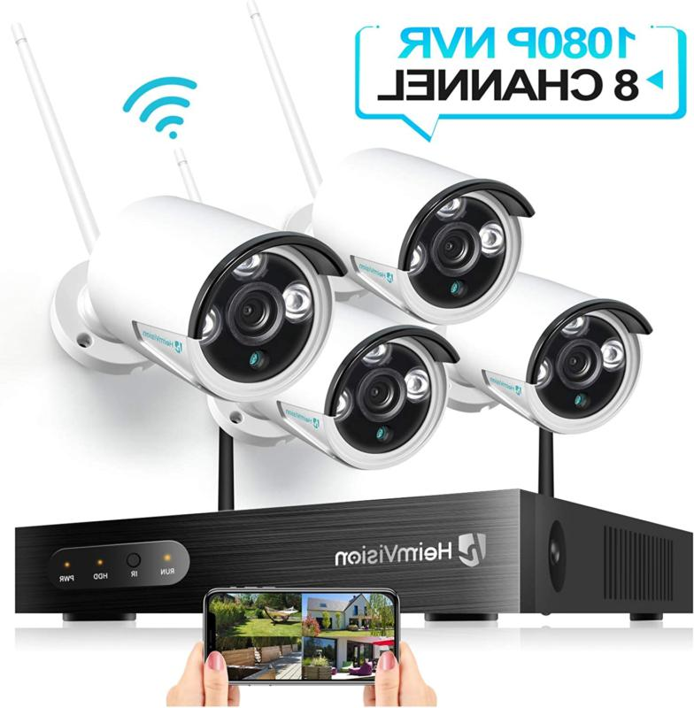 hm241 1080p wireless security camera system 8ch