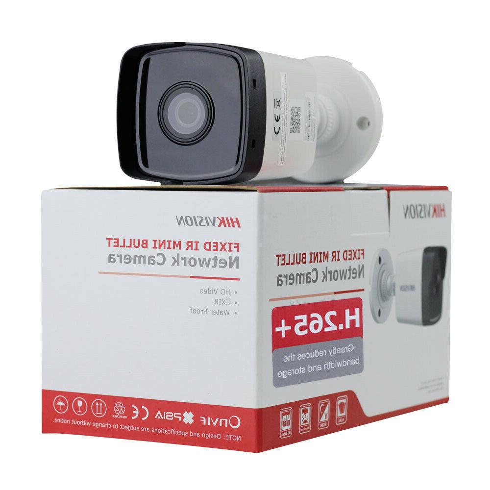 Hikvision IP Security Camera System KIT POE