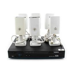 Lorex LNR6826K 8-Channel 4K 2TB Network Security System with