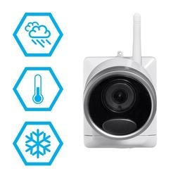 LorexLWB4801 1080p HD Wireless camera system with batter