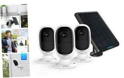 REOLINK Battery Powered Security Camera System Bundle, Wirel