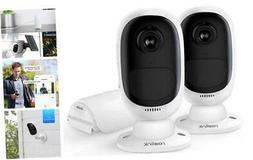 REOLINK Battery Powered Security Camera System Wireless Sola