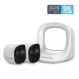 Smarthome Indoor/Outdoor Security Camera System Wireless Kit