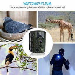 Trail Camera Hunting Cam Farm Security Systems Motion Activa