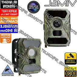 Trail Camera Security Farm Game CCTV Anti Theft Wide Lense S