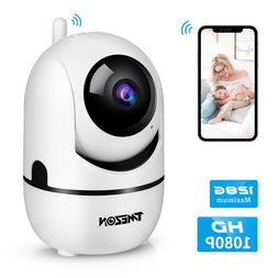 Wireless Security Camera Indoor Home Smart Wifi System Monit