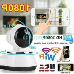 2.4GHz Wireless Home Security Camera Wifi Smart System Monit